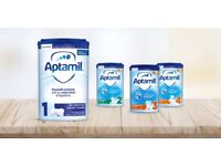 APTAMIL NEW 800G FORMULA STAGE 1-3 (WHOLESALE ONLY)