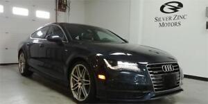 2013 Audi A7, S-line,Qutattro,Navi,Blind spot monitor,29,839kms