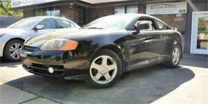 2003 Hyundai Tiburon Manual
