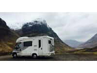 Campervan & Motorhome Hire Edinburgh (Yamu Holidays Edinburgh)