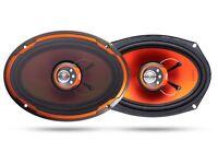 Edge 300watt 6x9 speakers new and boxed