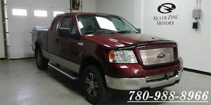 2005 Ford F-150 XLT SuperCab 4X4, Toneau Cover, Well Maintained!