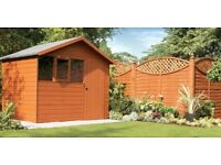 Shed, Fence, Decking & Garden Furniture Painting