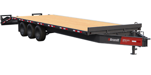 Brandt UPR1124 Ramp Deck Trailer
