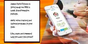 6 Week FREE Transformation Package Sydney City Inner Sydney Preview