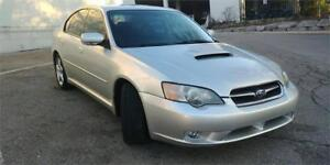Subaru Legacy GT 2.5 |Turbo |Manual |AWD |Rare Spec| Certified