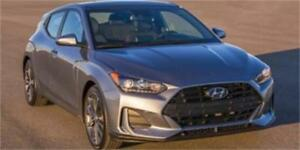 All New 2019 Hyundai Veloster Turbo $26588
