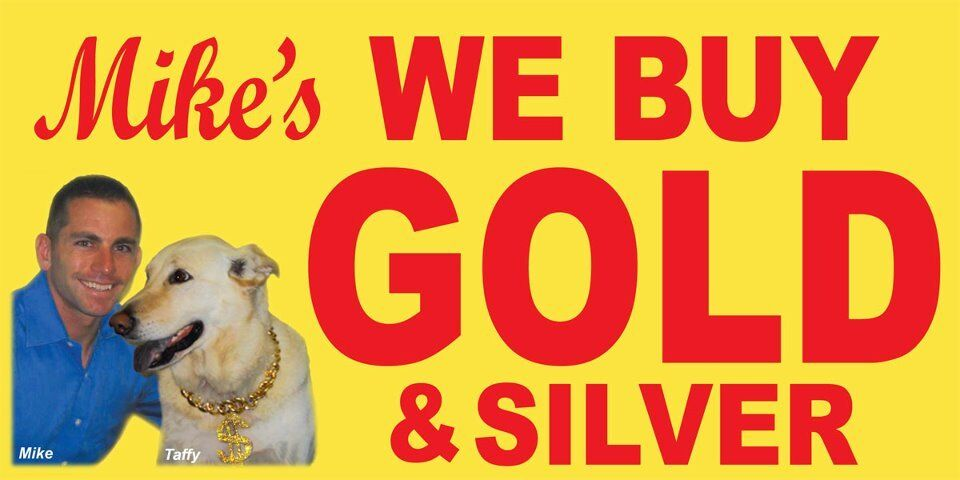 MIKE'S WE BUY GOLD