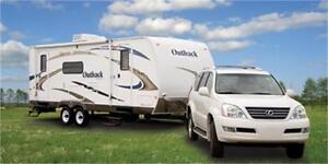 2010 Outback 269RB (Couples Plan)