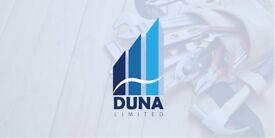 Duna LTD , General Building Team