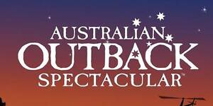 Two Australian Outback Spectacular tickets Shortland Newcastle Area Preview