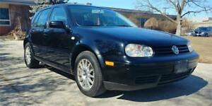 2005 Volkswagen Golf GLS|Auto| Great Condition | Certified