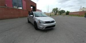 **2010 FORD FOCUS LIMITED/AUTO/CUIR/TOIT/MAGS/514-560-0266