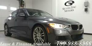 2013 BMW 335i Xdrive M & Aerodynamic pkg, P.Shifter,low kms,MINT