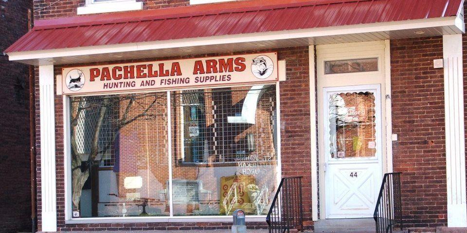 Pachella Arms