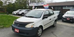 2005 Toyota Echo Auto One Owner Very Well Serviced Certified