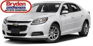 2016 Chevrolet Malibu Limited LT / 2.5L I4 / Auto / FWD