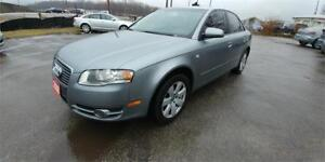 2008 Audi A4 2.0T Sline !!CERTIFIED!!WARRANTY AVAILABLE!! 2.0T P
