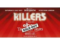 Killer's tickets