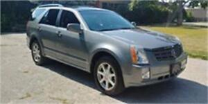 2005 Cadillac SRX ALL WHEEL DRIVE CERTIFIED Like NEW