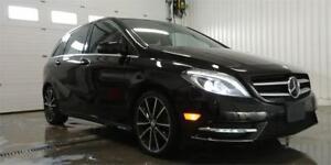 2014 Mercedes B250, Navi, P.roof+,Night pkg,low kms, MINT,Loaded