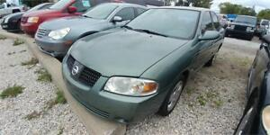 2005 Nissan Sentra ~SAFETIED~WITH WARRANTY~CLEAN~ GET FINANCING
