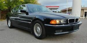 BMW 740i 7-Series SWB Immaculate Certified Collector Item