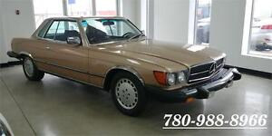 1981Mercedes 380SLC,Super low mileage,MINT!