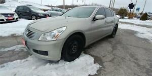 2008 INFINITI G35X NAVI, Luxury!!CERTIFIED!!FINANCING!!WARRANTY!