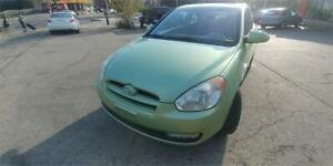 2007 Hyundai Accent 3 DR HB GS Manual