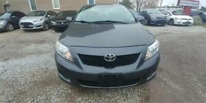 2010 Toyota Corolla CE ~LOW KMS~VERY CLEAN~SAFETIED