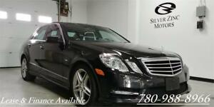 2012Mercedes E550 4matic,Navi,AMG,Panoramic sunroof,NO ACCIDENT