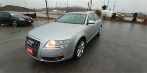 2007 Audi A6 3.2L !!CERTIFIED!!WARRANTY!!FINANCING AVAILABLE!!