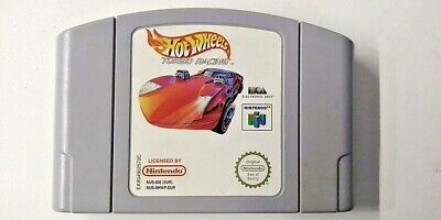 Hot Wheels Turbo Racing Nintendo 64 PAL N64