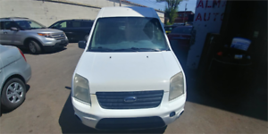 2010 FORD TRANSIT CONNECT AUTOMATIQUE CLIMATISEE 5PASSAGERS