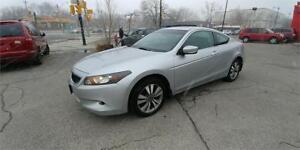2009 Honda Accord Cpe 2dr Manual