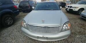 2001 Cadillac DeVille Limited~full loaded ~Safetied