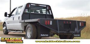 Bradford Built Mustang Truck Bed