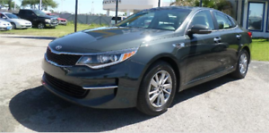 2016 Kia Optima LX Apply Today!! Drive Today!