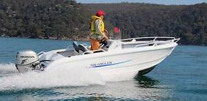 NEW Morningstar 4.98m plate Aluminium Boat package Malaga Swan Area Preview