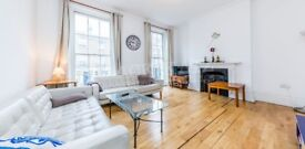 Fantastic spacious bright four bedroom maisonette, minutes to Kings Cross and Russell Square