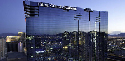 HILTON GRAND VACATION CLUB ELARA, 2,200 HGVC POINTS, ANNUAL, TIMESHARE, DEEDED