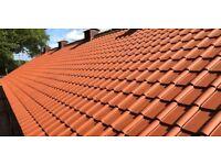 Roof repairs, loose or missing or any repair