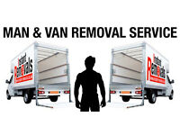 LOCAL RELIABLE FULLY INSURED MAN AND VAN REMOVAL SERVICE !!!