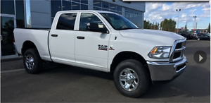 2017 RAM 3500 ST DIESEL CREW CAB .......WILL GET THE JOB DONE !!