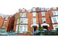 Recently refurbished two double bedroom apartment moments from Hampstead Heath.
