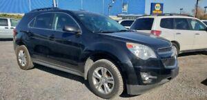 2011 Chevrolet Equinox 4 CYLINDER 2LT BAS KM GARANTIE 1 ANS