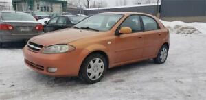 2005 Chevrolet Optra 5 manual only 135000 km very good condition