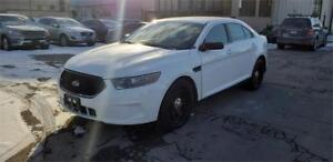 2014 Ford Taurus Police Pack Interceptor