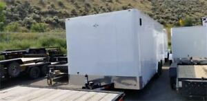 southland 8'x20' Enclosed Cargo / Car Hauler